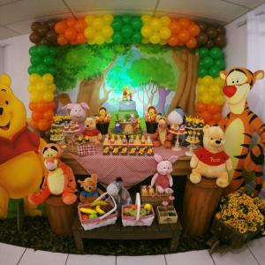 Festa Ursinho Pooh